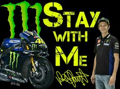 Valentino Rossi - Stay with me Vr46, Love Me Forever, Valentino Rossi, Motogp, My Idol, Racing, Luxury, Board, Collection