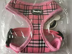 awesome PUPTECK Soft Mesh Dog Harness Pet Puppy Comfort Padded Vest No Pull Harnesses
