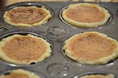 Butter tarts.  The Canadian Living recipe is fantastic.  Haven't even bothered trying the others.