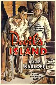 Devil's Island - 1940