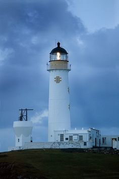 South Lighthouse, Fairisle, Scotland