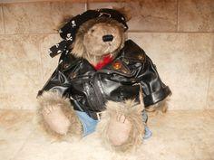 My Harley bear