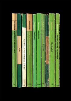 Radiohead 'Kid A' Poster Print - Album As Books