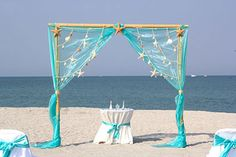 weddings with starfish | Sea Stars - Beach Wedding Package Florida