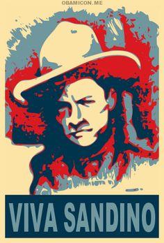 ¡Viva Sandino! Latina, Poster Ads, Movie Posters, Political Art, Freedom Fighters, Photos, Civil Wars, Philosophy, People