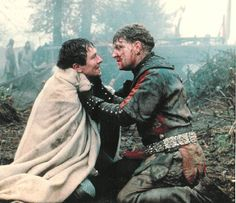 """Henry V   """"I tell thee truly, herald, I know not if the day be ours or no."""""""