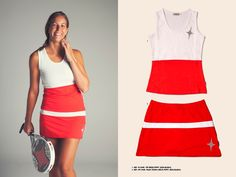 Top Break Poppy y Falda Sbelta Poppy