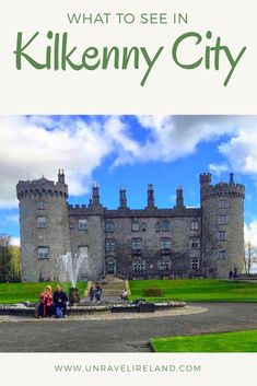 The best things you can do in Kilkenny City Places Around The World, Around The Worlds, Mini Vacation, Emerald Isle, Travel Information, Ireland Travel, Public Transport, More Fun, Travel Inspiration