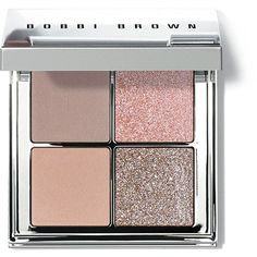 Bobbi Brown Nude Eye Palette, Nude Glow Collection found on Polyvore