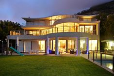 5 Bedroom House For Sale in Fresnaye | Jawitz Properties South African Homes, Luxury Real Estate Agent, Luxury Portfolio, 5 Bedroom House, Property Search, Open Plan Living, Home Photo, Home Builders, Property For Sale