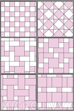 New Floor tiles: 1/144 Pink and White Floor Tiles. I designed these floor tiles with my own little computer and they are free for you to download and use -- I only ask that you do not resell them (...
