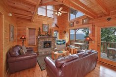 Time Well Wasted - Don't miss the opportunity to stay in this awesome 1 bedroom cabin! Click here: http://www.hearthsidecabinrentals.com/cabins/time-well-wasted/