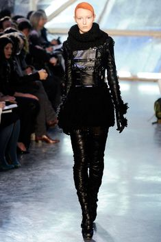 Rodarte Fall 2009 Ready-to-Wear Collection Photos - Vogue