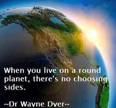 Embrace the circle. And travel the globe!