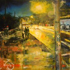 "Saatchi Art Artist Kia Taegen; Painting, ""mansku"" #art"