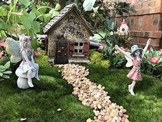 Miniature Fairy Garden Hummingbird Hidaway House and 4 pi... https://www.amazon.com/dp/B01N9NS0X3/ref=cm_sw_r_pi_dp_x_28JJybNZFFQH6