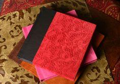 Red Black Wedding Album   Portrait Album   DIY Album   Finao Elements in Love Junky leather   Self-stick album   boudoir