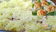 Kuřecí prsa zapečená s ananasem a sýrem | NejRecept.cz Potato Salad, Cabbage, Grains, Muffin, Food And Drink, Potatoes, Rice, Chicken, Vegetables
