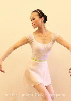 Trienawear, YUMIKO Ballet Fashion, Dance Costumes, Dance Wear, Leotards, Ballet Skirt, Pretty, Skirts, Sleeves, How To Wear
