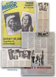 ABBA Fans Blog: Abba Date - 24th February 1979 - visit my blog to read these article #Abba #Agnetha #Frida http://abbafansblog.blogspot.co.uk/2016/02/abba-date-24th-february-1979.html