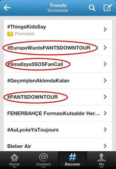 3 5sos trends!