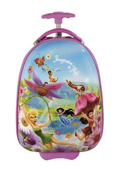 """HEYS Disney Tinkerbell """"Imagination in Flight"""" Carry-On"""