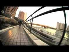 Gou Miyagi Part 1 : Sick Japanese Skater Skateboarder Underground Unique Skate Boarding Style
