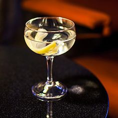 Give your Gibson some smokiness with charred spring onions in our Test  Kitchen's twist on the classic cocktail.