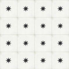 Moroccan Encaustic Cement Pattern Pre Sealed 06j