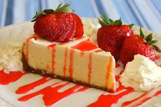 ­­: New York Cheesecake