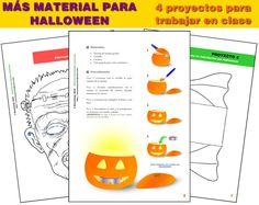 Laberintos con motivos de Halloween Y Materiales de otros blogs -Orientacion Andujar