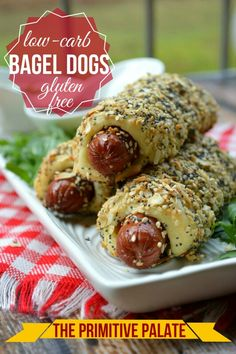 Bagel Dogs (or buns)