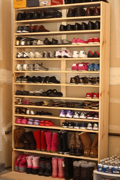 Brilliant Shoes Rack Design Idea 20
