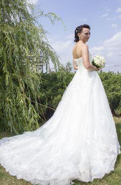 Курск Триумфальная арка свадьба невеста фотограф в Курске