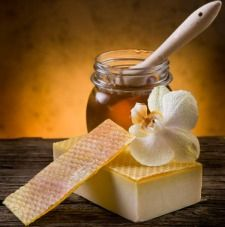 Note that you can add honey to most your handmade soap recipes. Simply add 1 tablespoon per 454 grams (1 pound) of soap. Remember it will darken the color of your soap.