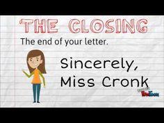 Friendly Letter Writing Center Task Cards  Friendly Letter