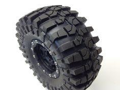 Pro-Line Flat Iron 2.2 Tires for Axial SCX10, Wraith, Yeti, RR10 Bomber
