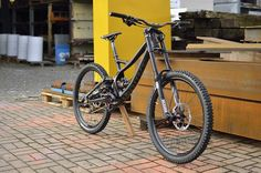Demo 8 (S-Works) '13 Season - Loco's Bike Check - Vital MTB