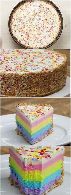 A receita do bolo mais lindo e mais gostoso que você vai encontrar… (veja o passo a passo) #bolo #receita #gastronomia #culinaria #comida #delicia #receitafacil