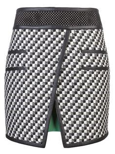 BARBARA BUI - Multi skirt