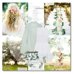"""""""Summer pastel ... 2016"""" by greta-martin ❤ liked on Polyvore featuring NARS Cosmetics, I Love Mr. Mittens, Charo Ruiz, Elie Saab, New Look, ZuZu Luxe, Mally, Urban Decay, pastels and whitedress"""