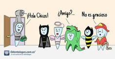 ¿Ya escogieron sus disfraces para Halloween? #OdontólogosCol #Odontólogos #Halloween