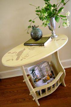 Cream Chalk Paint® decorative paint by Annie Sloan   | Refresh - Restyle