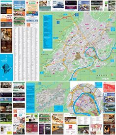 Turin tourist map Maps Pinterest Tourist map Turin and Italy