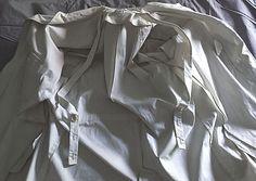 Helmut Lang 100 Cotton Strapped Panel RARE Trenchcoat 52 Large Beige Fantastic | eBay