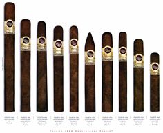 Padron 1964 Anniversary Cigars ... like ...