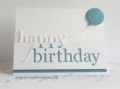 Lorraine's Loft: Memory Box Grand Happy Birthday  http://loraquilina.blogspot.com.mt/2016/02/happy-birthday-less-is-more.html