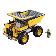 Lego Mining Truck ile gez,eğlen,keşfet. http://www.onlineoyuncak.com/?urun-7042-lego-mining-truck