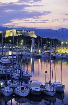 Antibes Harbour - Cap d'Antibes Beach Hotel***** Relais & Châteaux, French Riviera - France