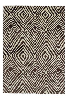 Tribal Diamond por Diane von Furstenberg - The Rug Company